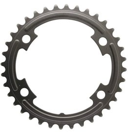 Shimano FC-5800-L chainring, 36T-MB for 52-36T, black