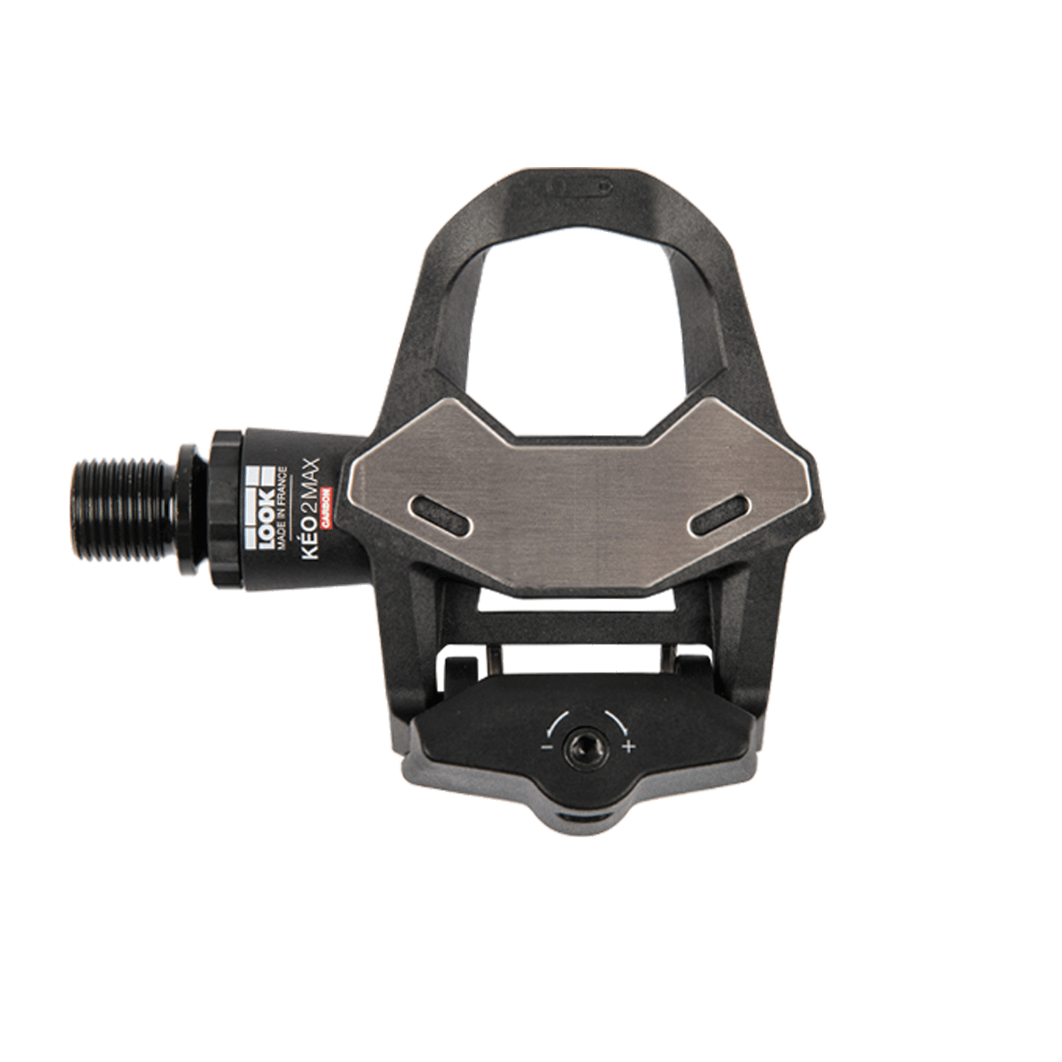 Look LOOK KEO 2 MAX CARBON PEDALS WITH KEO GRIP CLEAT
