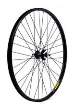 "KX MTB 26"" Singlewall Solid Axle Wheel Rim Brake (Front) Black"
