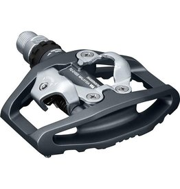 PD-EH500 SPD pedals Grey 9/16 inches
