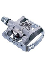 PD-M324 SPD MTB pedals - one-sided mechanism Silver 9/16 inches