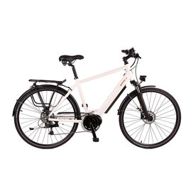 BatriBike In Stock now BatriBike Gamma-S ebike - 10.4 AH - 700C - Cream