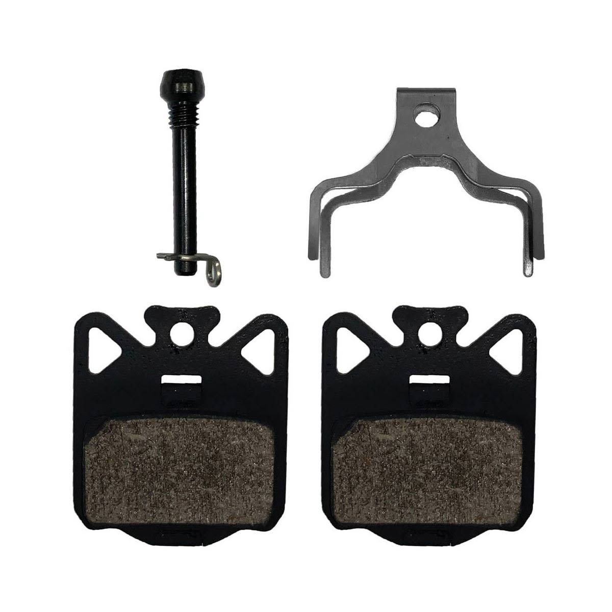 Campagnolo Disc Brake Pads and Pin Set with Spring