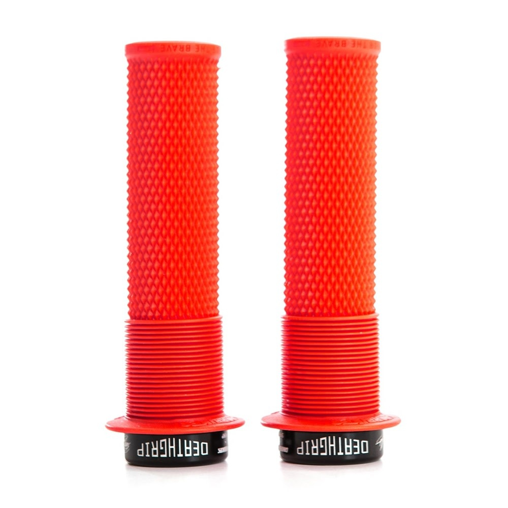 DMR DGRIP FLANGED THIN RED