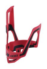 BBB BBC-39 - DualCage Bottle Cage (Red & Black)
