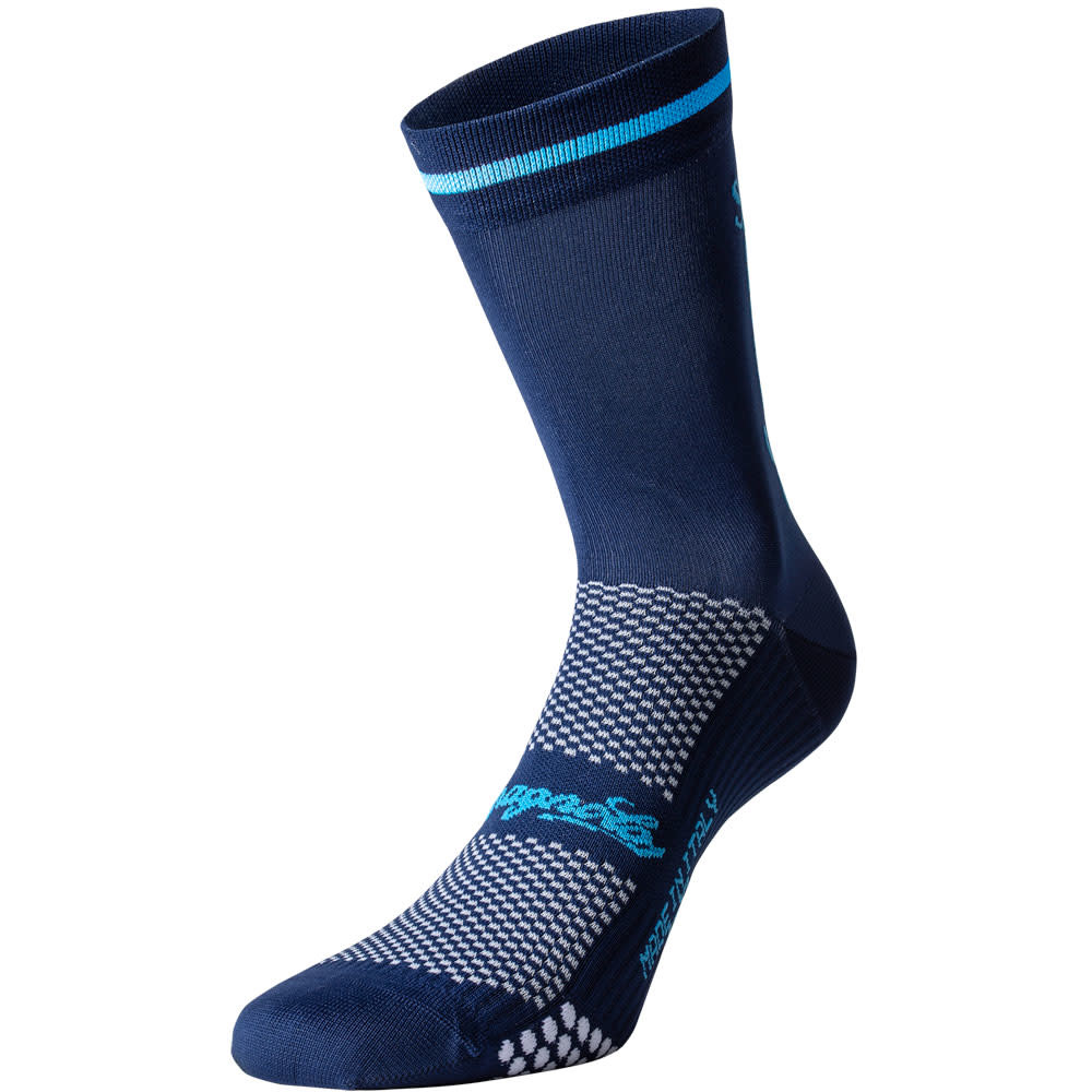 Campagnolo Clothing New Litech Socks Blue S/M