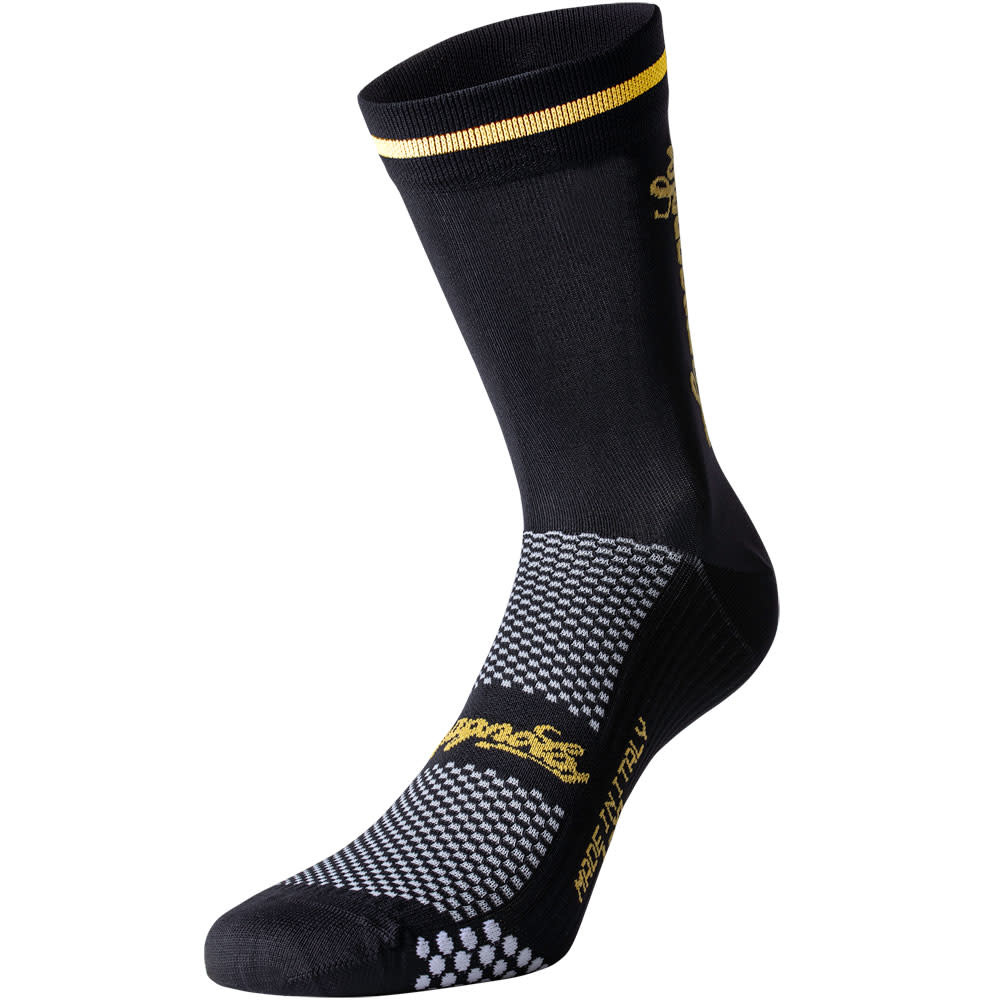 Campagnolo Clothing New Litech Socks Yellow S/M