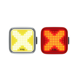 KNOG Knog Blinder X Light Twinpack