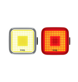 KNOG Knog Blinder Square Light Twinpack