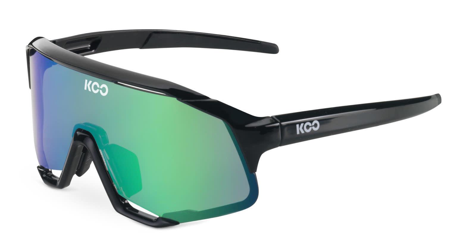 Koo KOO Demos Black/Green Green mirror