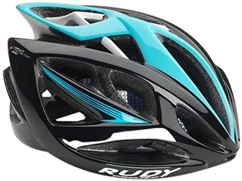 Rudy Project Rudy Project Airstorm Black/Blue Shiny Large