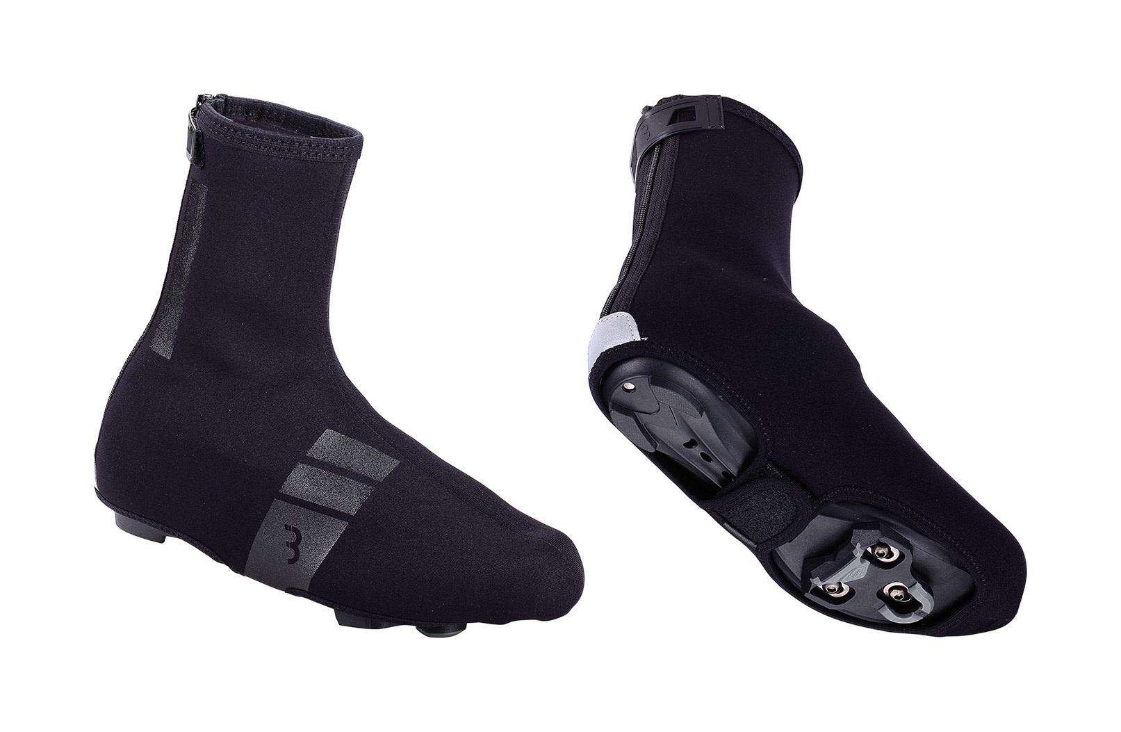 BBB BWS-02B - HeavyDuty OSS Shoe Covers (Black, 43-44, V14)