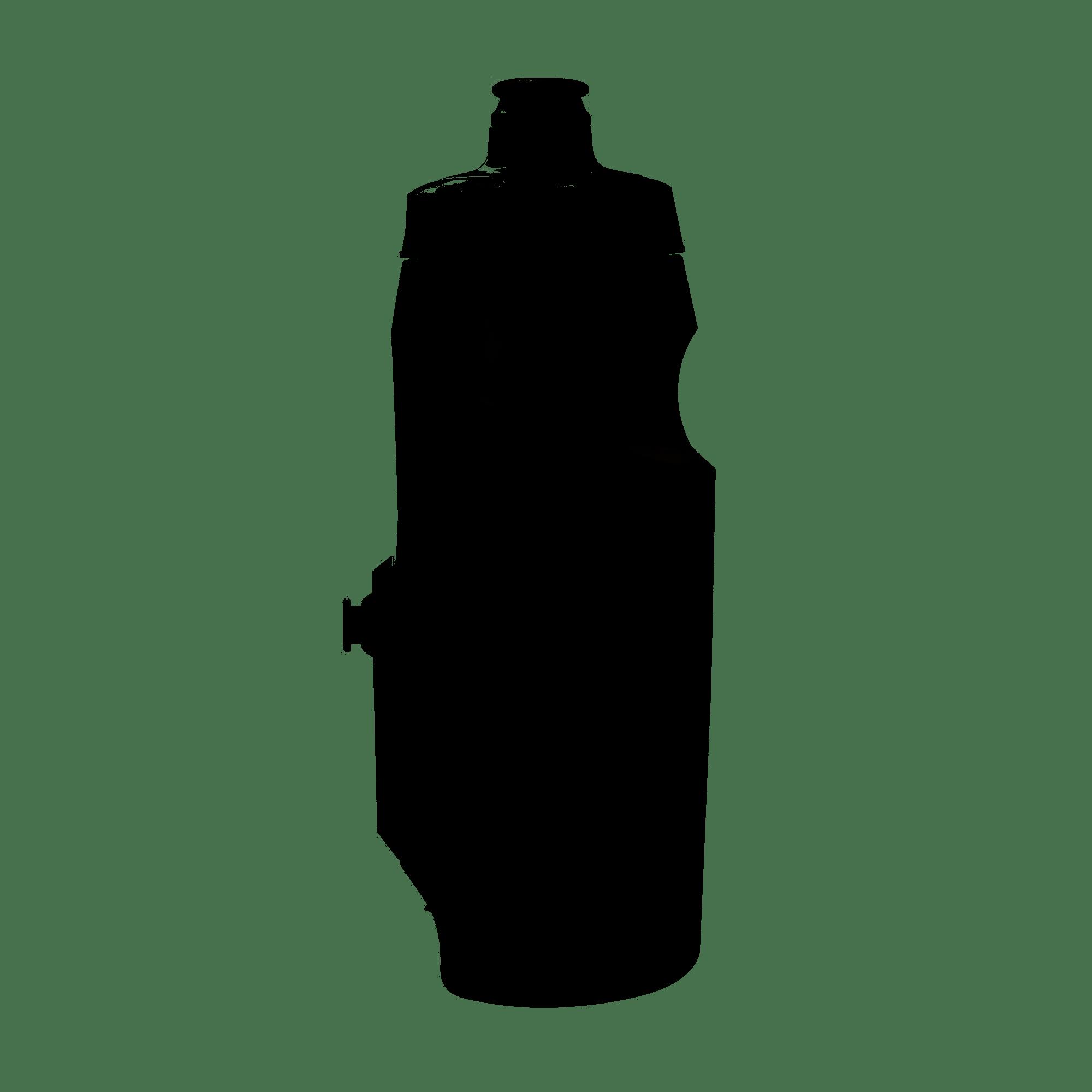 Birzman BottleCleat Water Bottle, Black