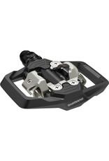 Shimano PD-ME700 SPD pedals, black