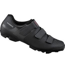 Shimano Shimano XC1 (XC100) SPD Shoes, Black, Size 42
