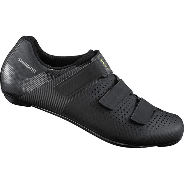Shimano Shimano RC1 (RC100) SPD-SL Shoes, Black, Size 41