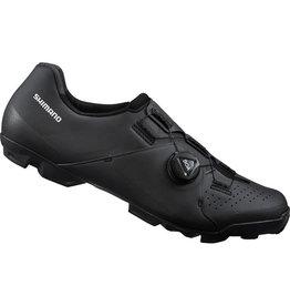Shimano Shimano XC3 (XC300) SPD Shoes, Black, Size 45