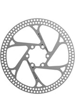 Aztec 203 mm stainless steel rotor with circular holes