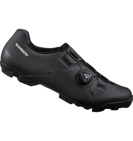 Shimano Shimano XC3 (XC300) SPD Shoes, Black, Size 43