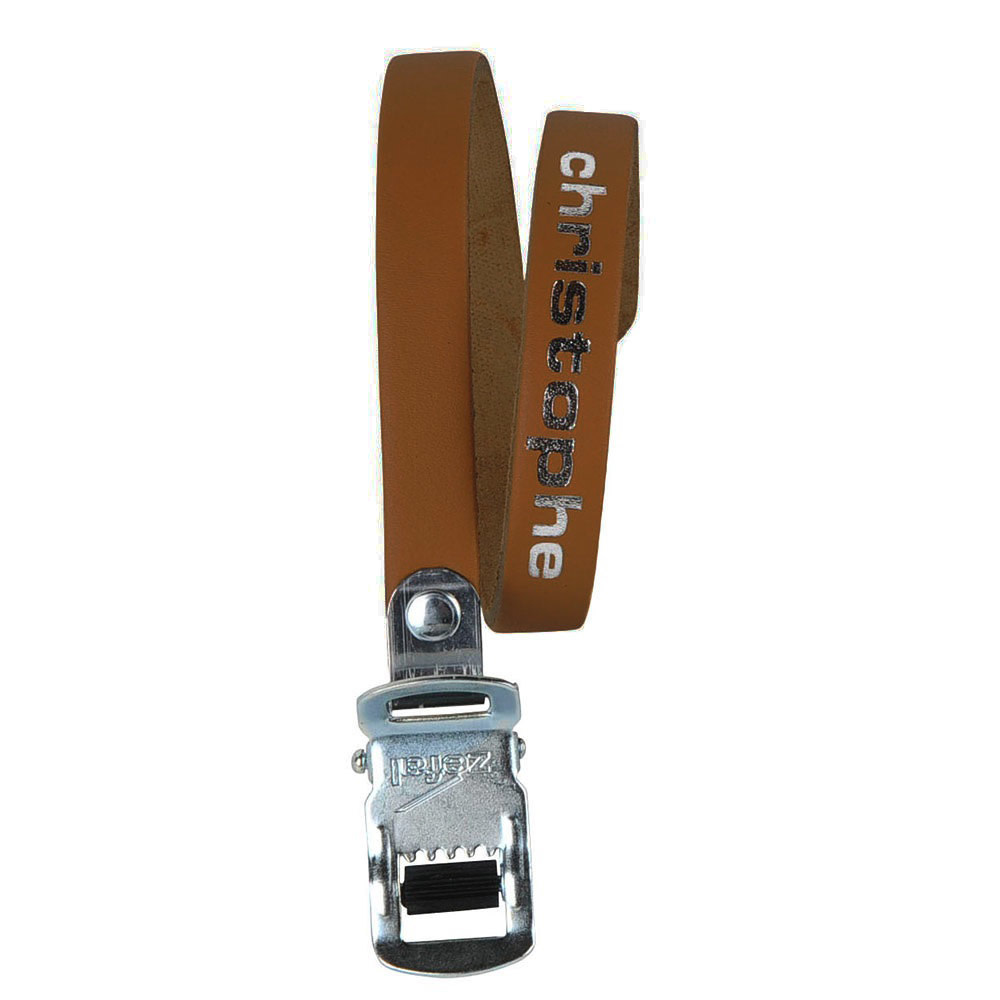 Zefal Christophe Leather Straps Brown