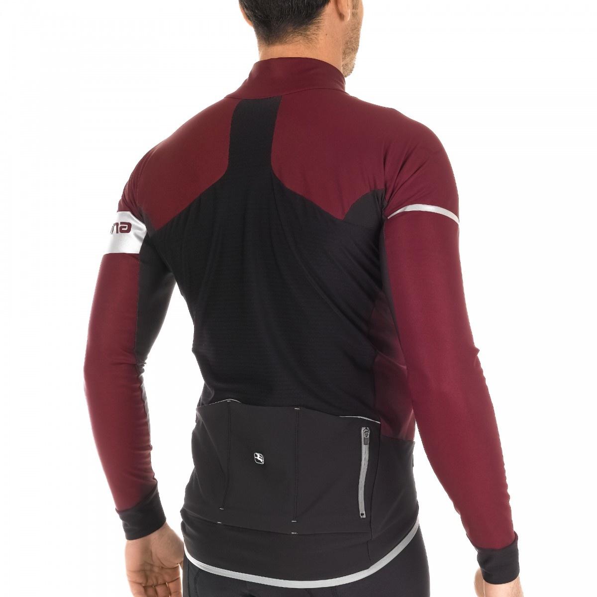 Giordana Giordana FR-C Pro Lyte mens jacket - Burgundy 3XL