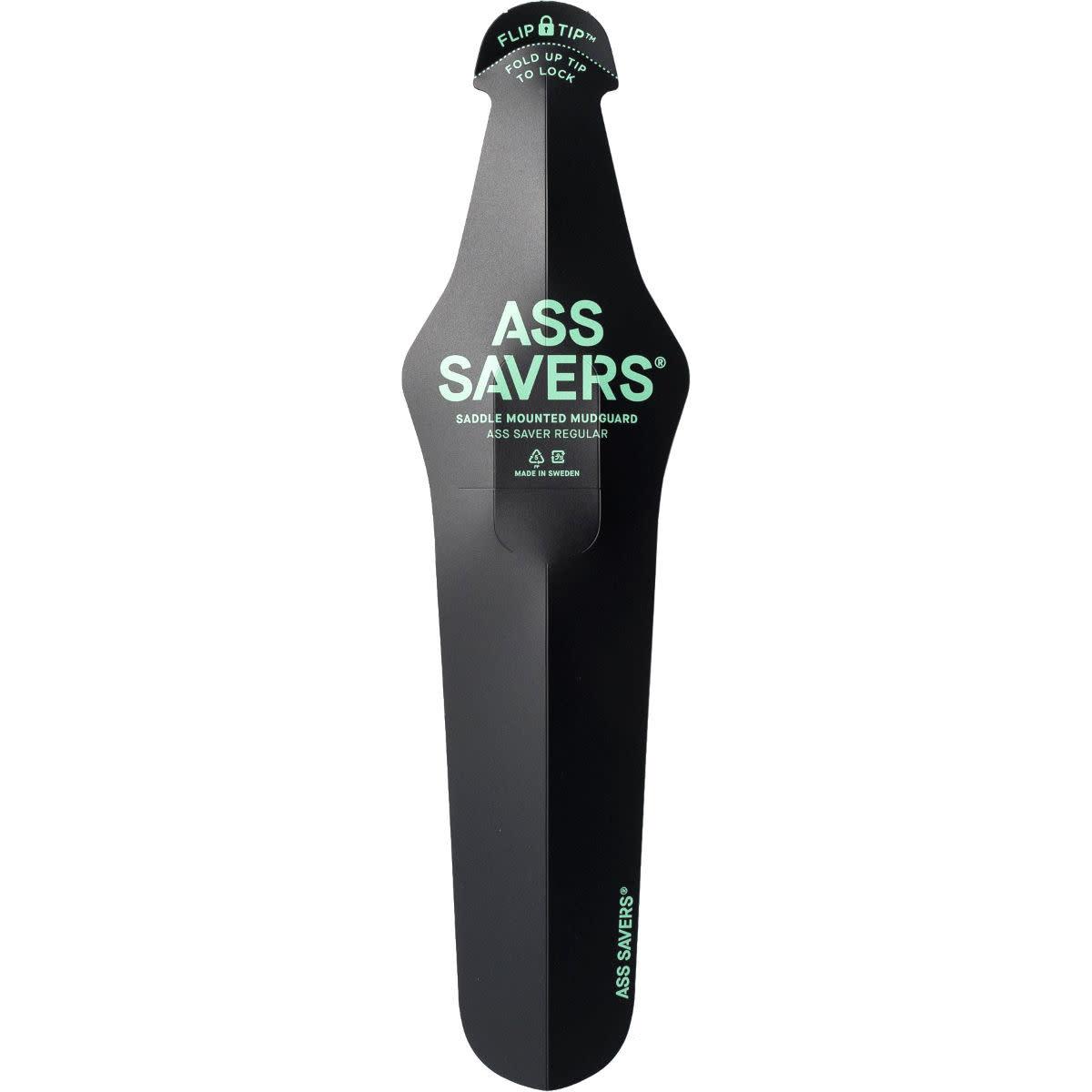 ASS SAVER REGULAR Rear Black
