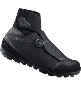 Shimano MW7 (MW701) Gore-Tex® SPD Shoes, Size 45 Black Size 45