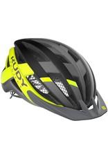 Rudy Project RudyProject Venger Cross Helmet Titanium/Yellow Fluo Matte M