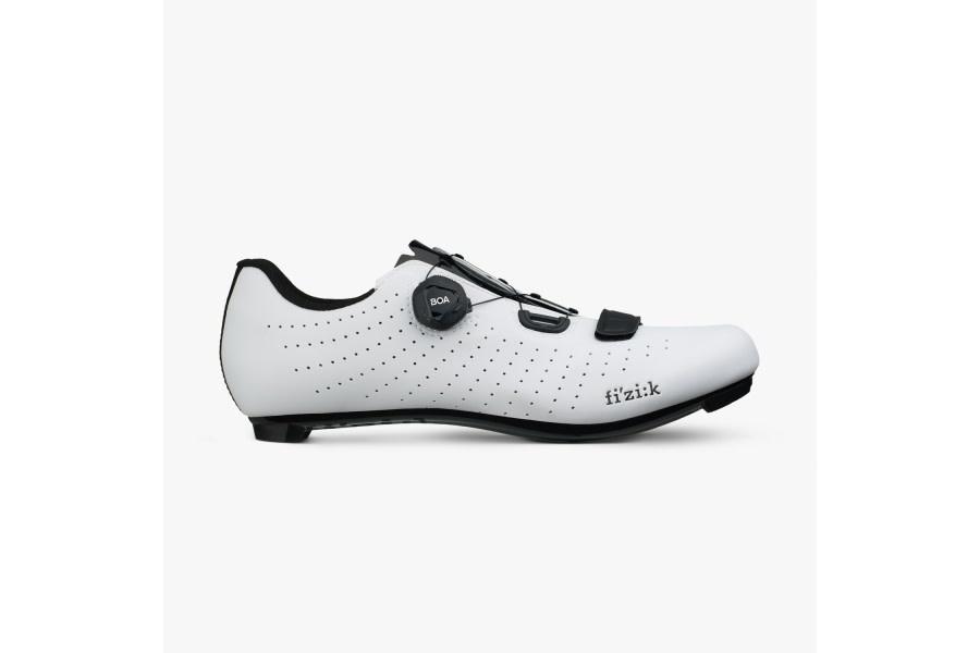 Fizik R5 Tempo Overcurve Rd Shoe Wht/BLK 45