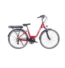 BatriBike BatriBike Nebula (Red) (43cm small) 15.6Ah