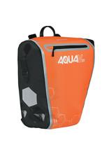 oxford Oxford Aqua V 20 Single QR Pannier Bag Orange/Black