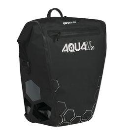 oxford Oxford Aqua V 20 Single QR Pannier Bag Black
