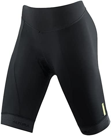 Altura Altura Womans Progel 3 Waist Shorts 2018 Size: 8