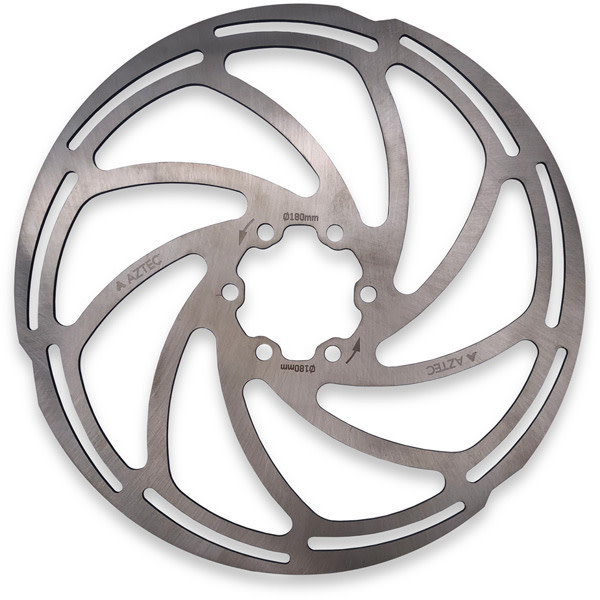 Stainless Steel Fixed 6B Disc Rotor - 160 mm