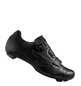 LAKE Lake CX176 Road Shoe Wide Fit Black/Grey 46