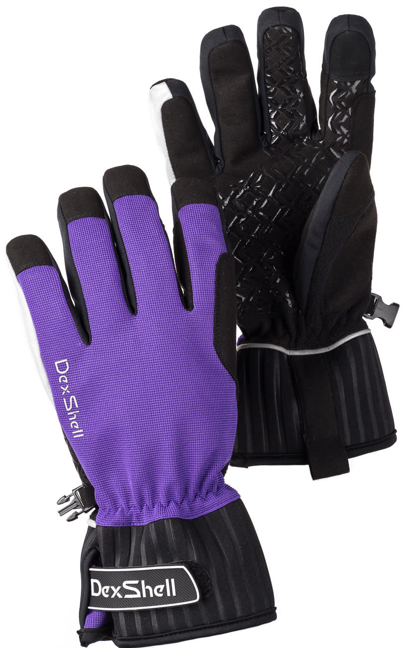 Dexshell DexShell Ultra Shell outdoor gloves Purple S