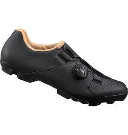 Shimano XC3 (XC300W) SPD Women's Shoes, Black, Size 39
