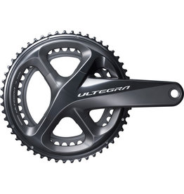 FC-R8000 Ultegra 11-speed double chainset, 52 / 36T 172.5 mm Grey 52 / 36 teeth