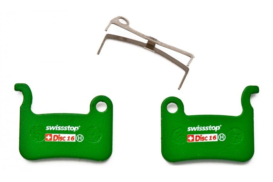 SwissStop Disc 16 Organic - Shimano XTR BR-M975, BR-M966, BR-M965, XT D16 - Shimano XTR965/966/975