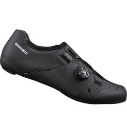 Shimano RC3 (RC300) SPD-SL Shoes, Black, Size 44 Wide