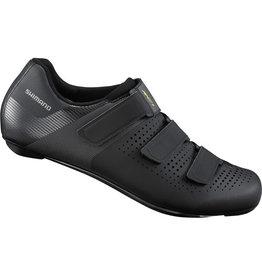 Shimano Shimano RC1 (RC100) SPD-SL Shoes, Black, Size 43