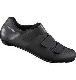 Shimano RC1 (RC100) SPD-SL Shoes, Black, Size 45