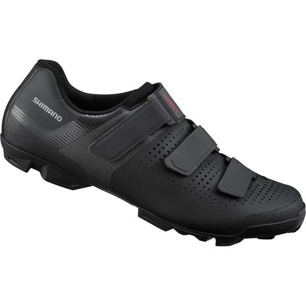 Shimano XC1 (XC100) SPD Shoes, Black, Size 44