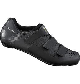 Shimano RC1 (RC100) SPD-SL Shoes, Black, Size 44