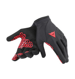 Tactic Gloves (Black & Red, XS)