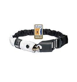 Hiplok HIPLOK GOLD WEARABLE CHAIN LOCK 10MM X 85CM - WAIST 24-44 INCHES (GOLD SOLD SECURE) HIGH VISIBILITY: HI-VIZ 10MM X 85CM