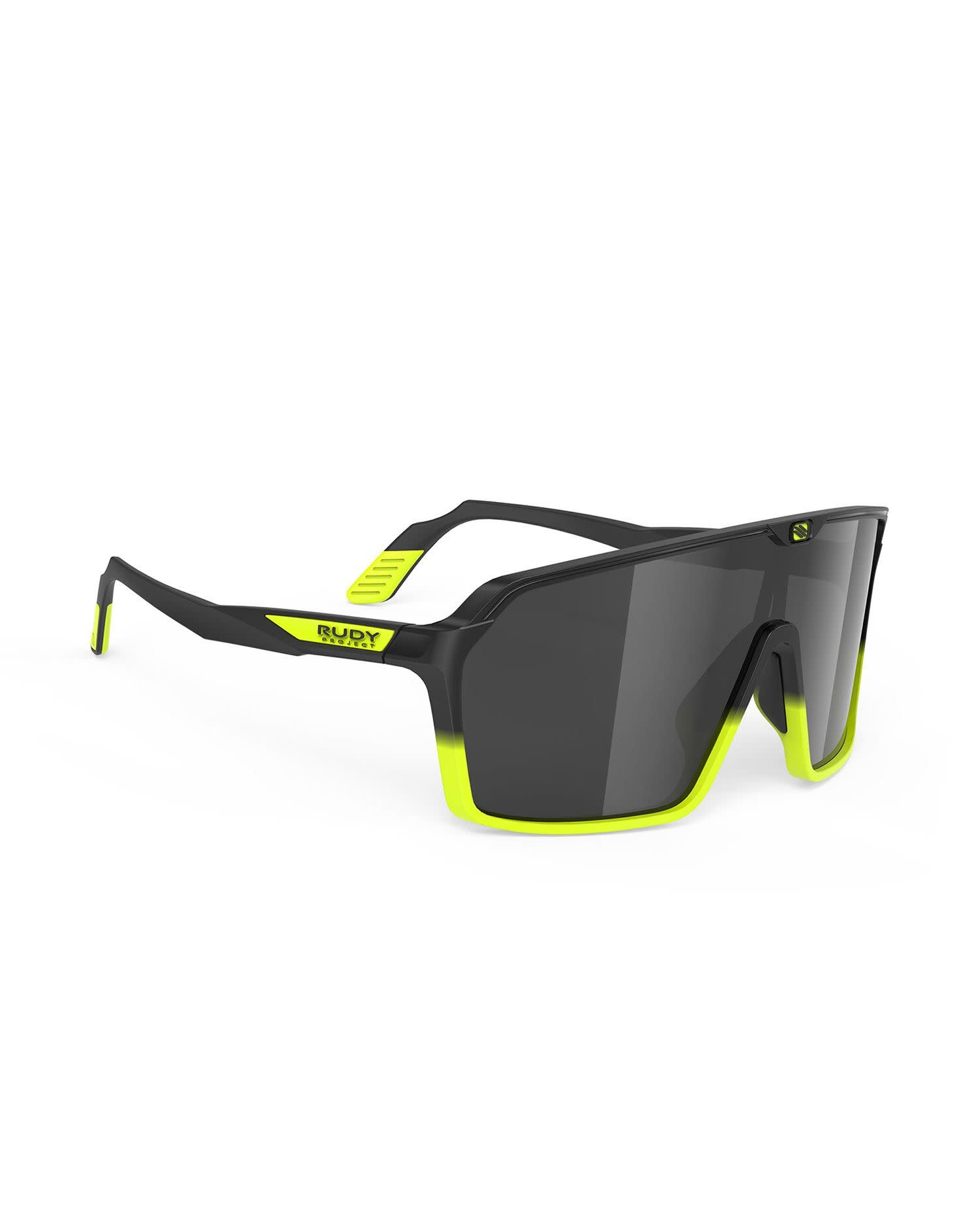 Rudy Project RUDY PROJECT Spinshield Black Fade Yellow Fluomatte Smoke Black glasses