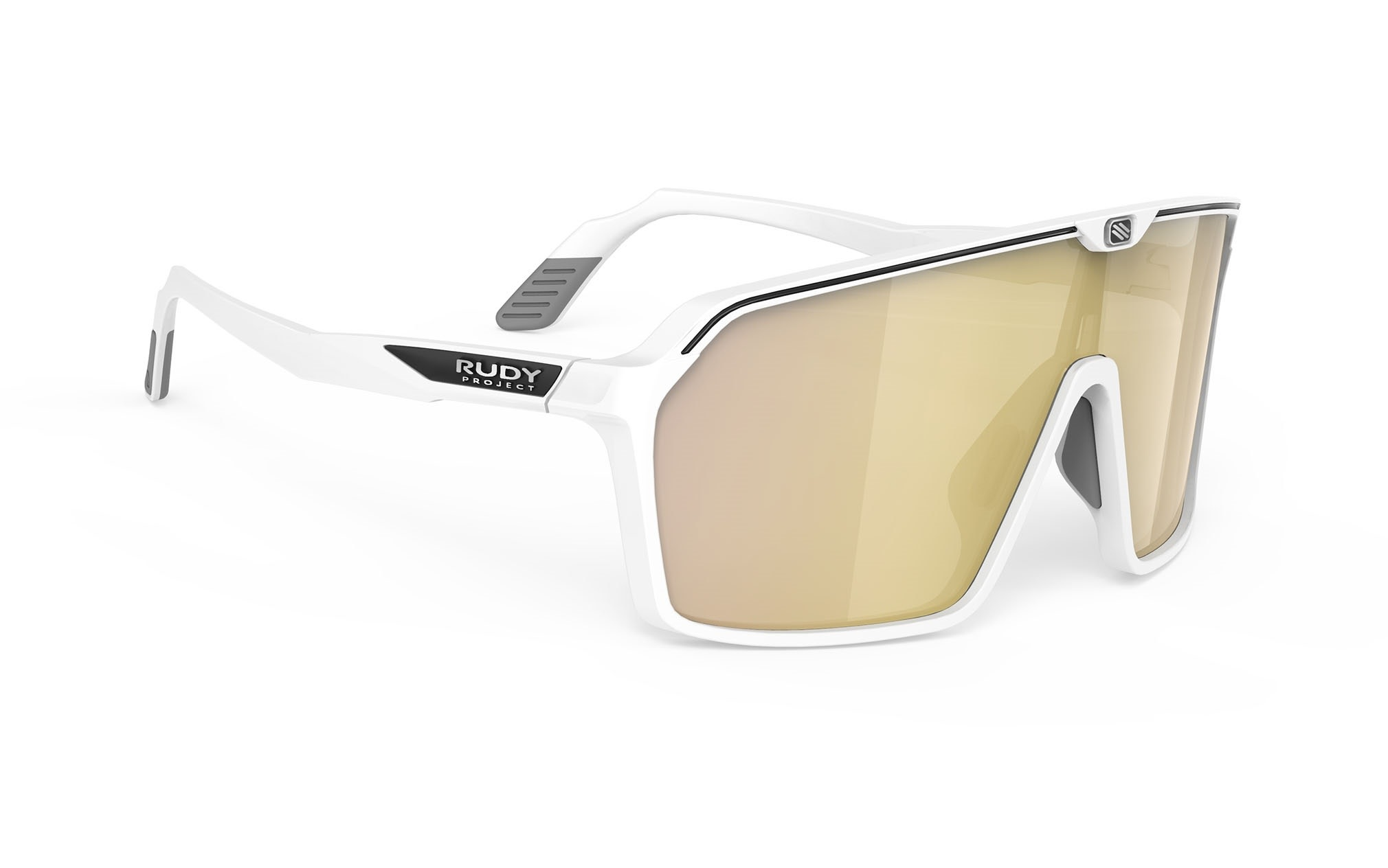 Rudy Project Rudy Project SPINSHIELD Compartir White Matte - Rp Optics Multilaser Gold
