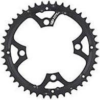 FC-M540 Deore 44T chainring black (drilled for chainguard) Black 44 teeth
