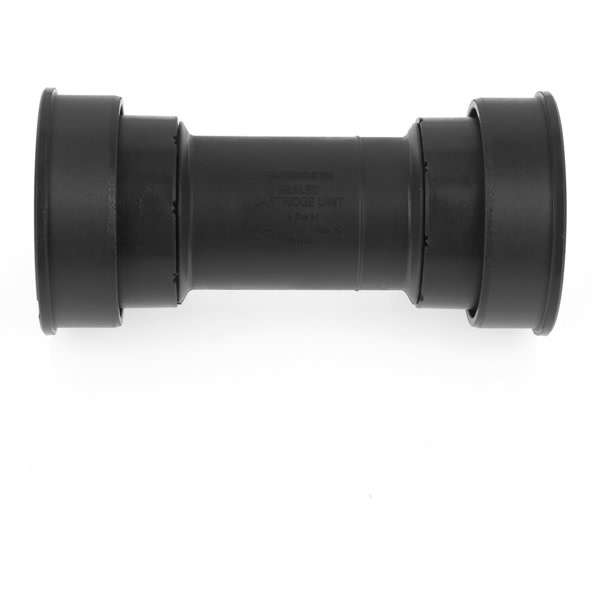Shimano SM-BB72 Road-fit bottom bracket 41 mm diameter with inner cover, for 86.5 mm Black
